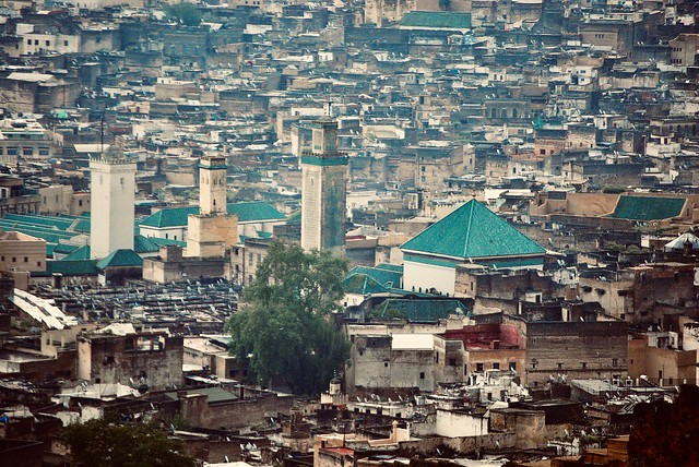 Fez, Morocco, Photo by Patanne