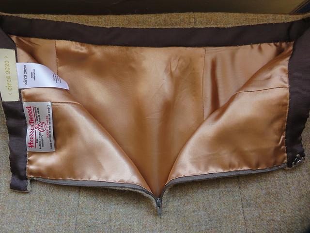 Vogue 8045 interior waistband