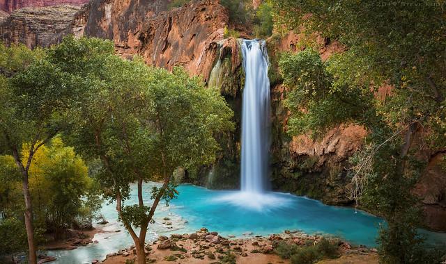 Havasu Falls - Overlook