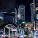 Night shot in Nagoya