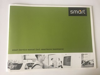 Smart Fortwo 450 Roadster 452 Service Manual | by edsmartparts.nl