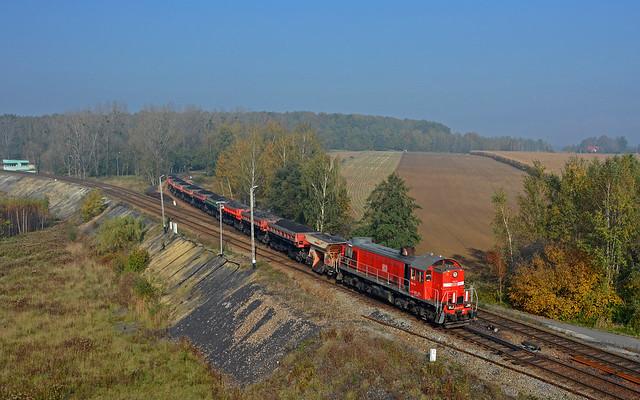 DB Cargo Polska TEM2-144 - Jastrzębie-Zdrój (PL)
