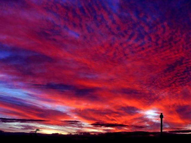 001   Dramatic Evening Sky.