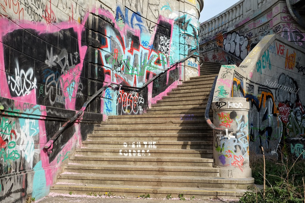 Ein Stück Berlin - die Bösebrücke