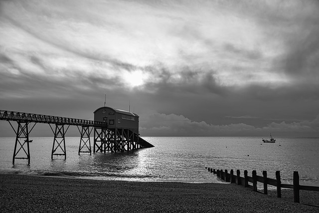 Selsey Life Boat Stn (As Was)
