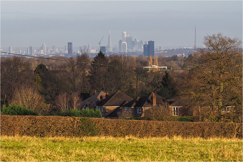 January - Towards London (1 of 12)