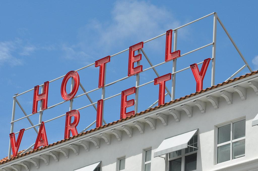 Hotel Variety