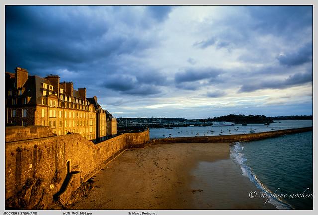 St Malo , Bretagne .