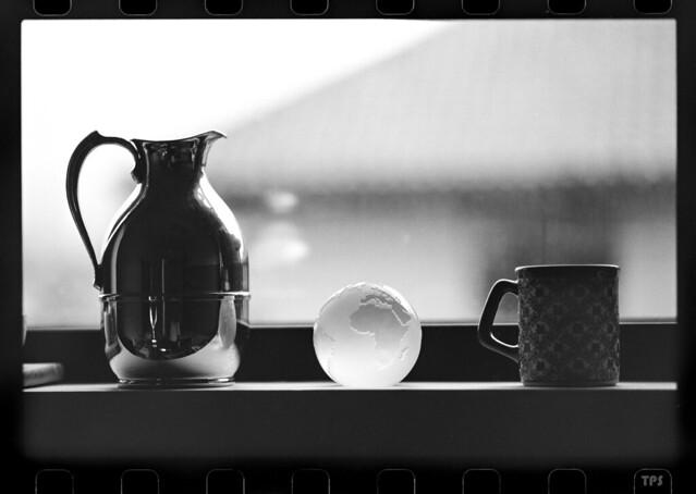 Pitcher, globe, mug