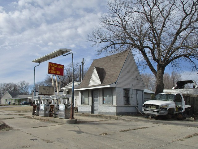 Kerr-McGee Gas Station Nevada,MO