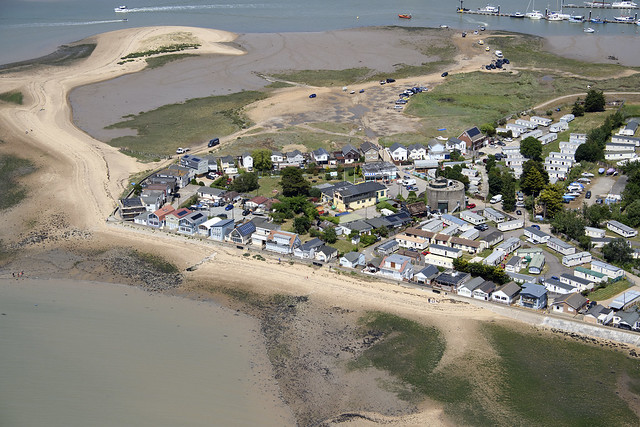 St Osyth - Point Clear aerial image