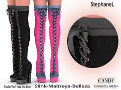 [StephaneL] CANDY SHOES SOCK FATPACK