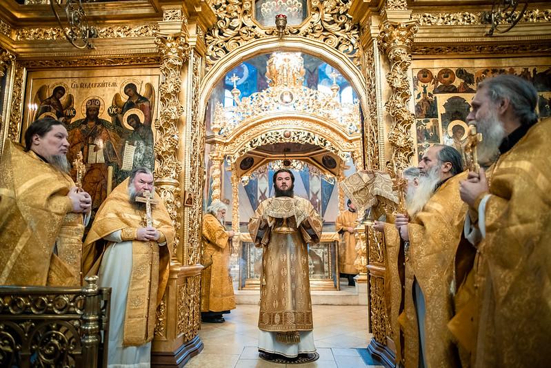 16-17 января 2021, Неделя 32-я по Пятидесятнице / 16-17 January 2021, 32st Sunday after Pentecost