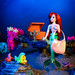 The Little Mermaid Small Doll