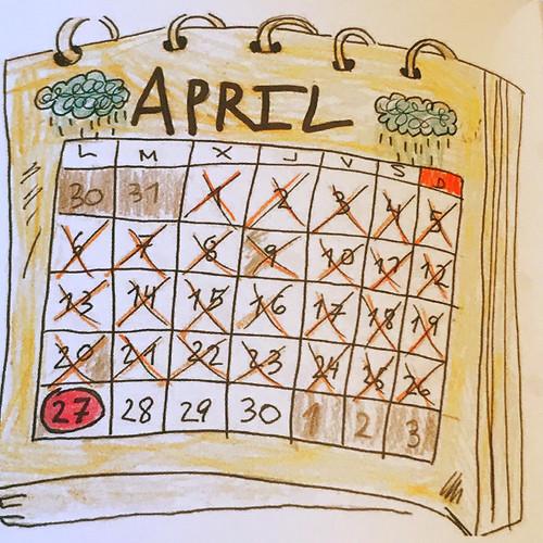 27 de abril del 2020, el día que la infancia salió del confinamiento