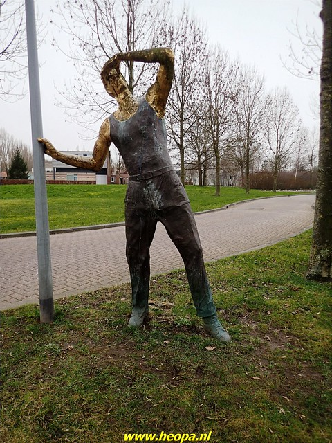 2021-01-16     Almere in de       Sneeuw 20 km  (8)