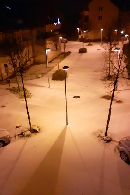 Januar 2021 ... Wetter Mannheim Januar 2021 ... Viel Schnee und alles ist weiß ... Brigitte Stolle