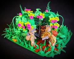 In the jungles of Dxun
