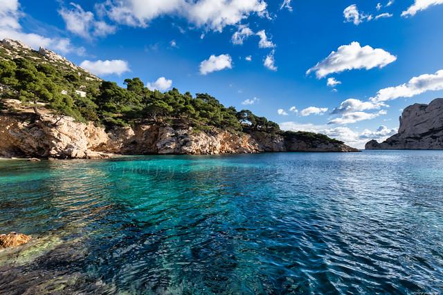 Calanque de Sormiou - Marseille - Provence - France  -3D0A9598
