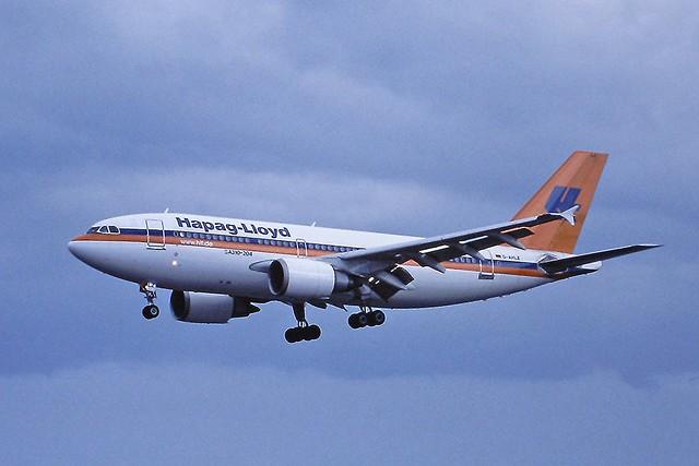 D-AHLZ A310 Hapag Lloyd Arrecife 03-04-2002