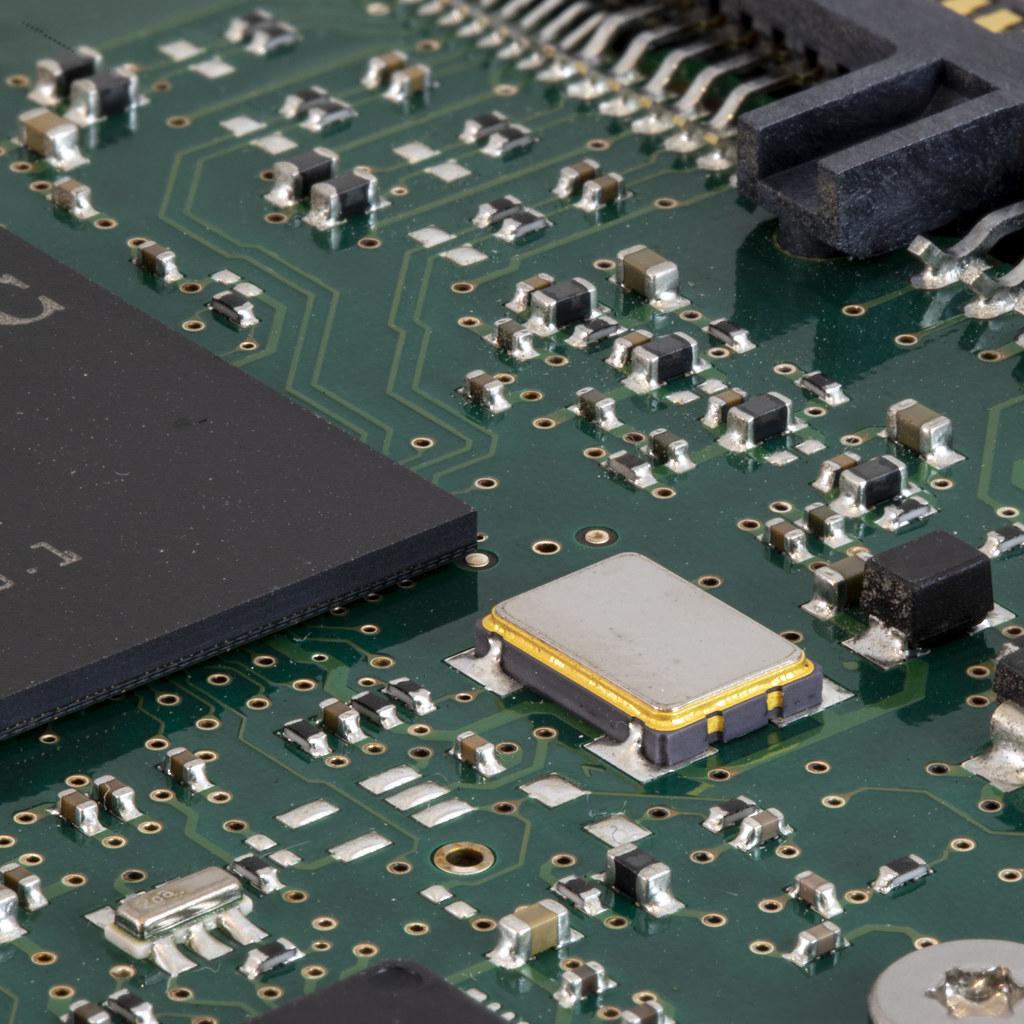 Hard Disk PCB