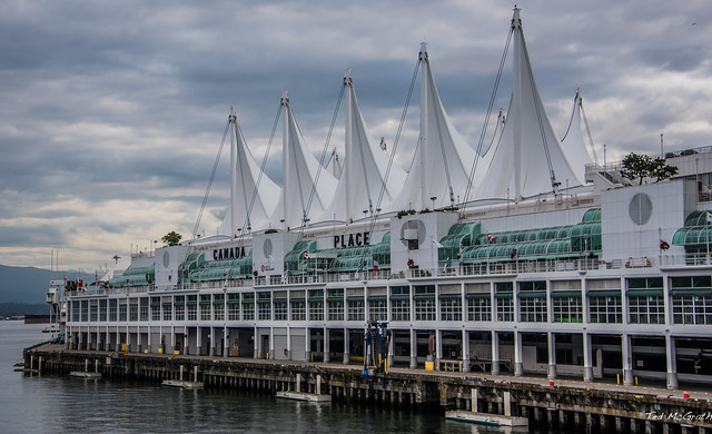 2020 - Vancouver - Canada Place