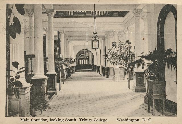Trinity College interior