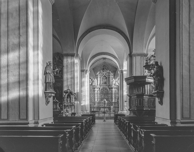 Abtei Marienmünster innen