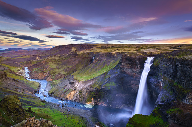 The High Falls (DSC09264-HDR)