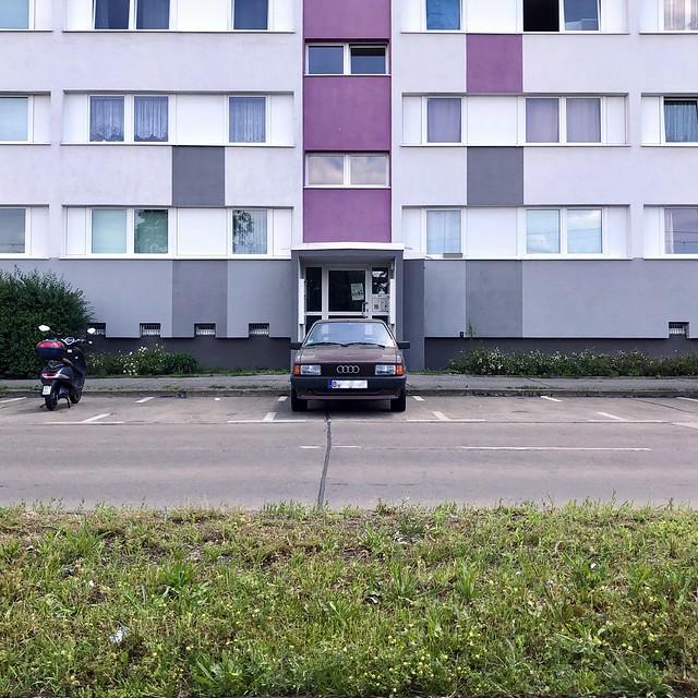 fett vorgefahren *181 / Wartenberger Straße / Alt-Hohenschönhausen