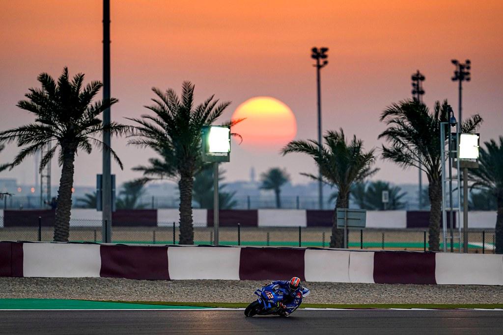 MotoGP Qatar Test