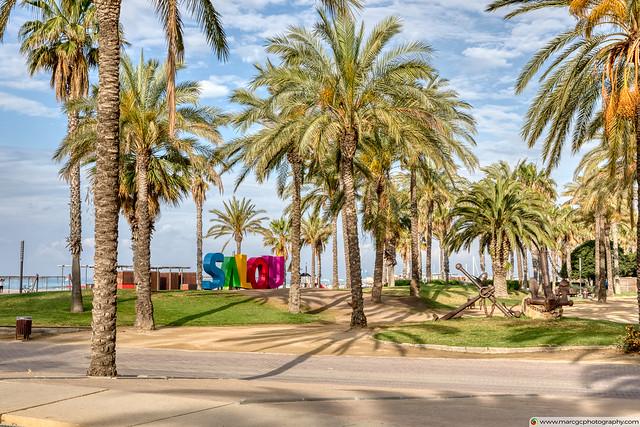 Promenade Jaume I (Salou, Catalonia) - II