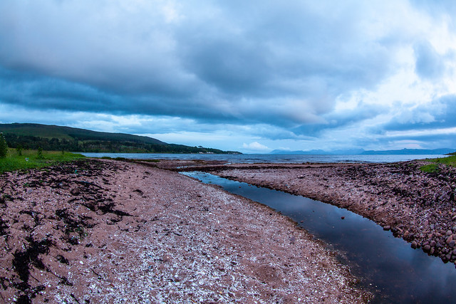 Down by the Sea, Applecross