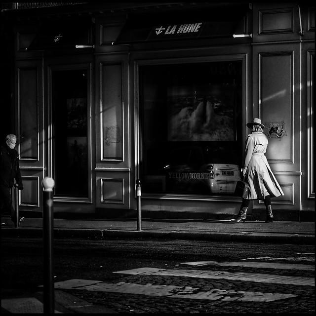 Rue Bonaparte * Paris