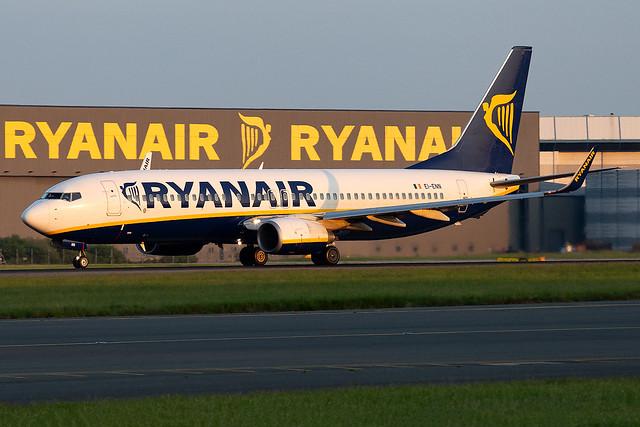 EI-ENN Ryanair B737-800 London Stansted Airport