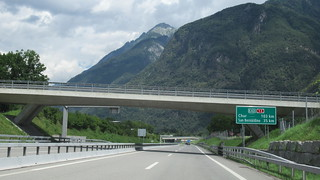 A13 Bellinzona - San Bernardino 05 | by European Roads