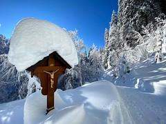 Winterwandern Kleinwalsertal
