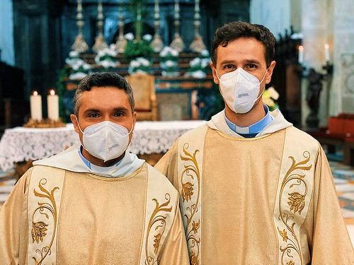 Marco e Paolo diaconi
