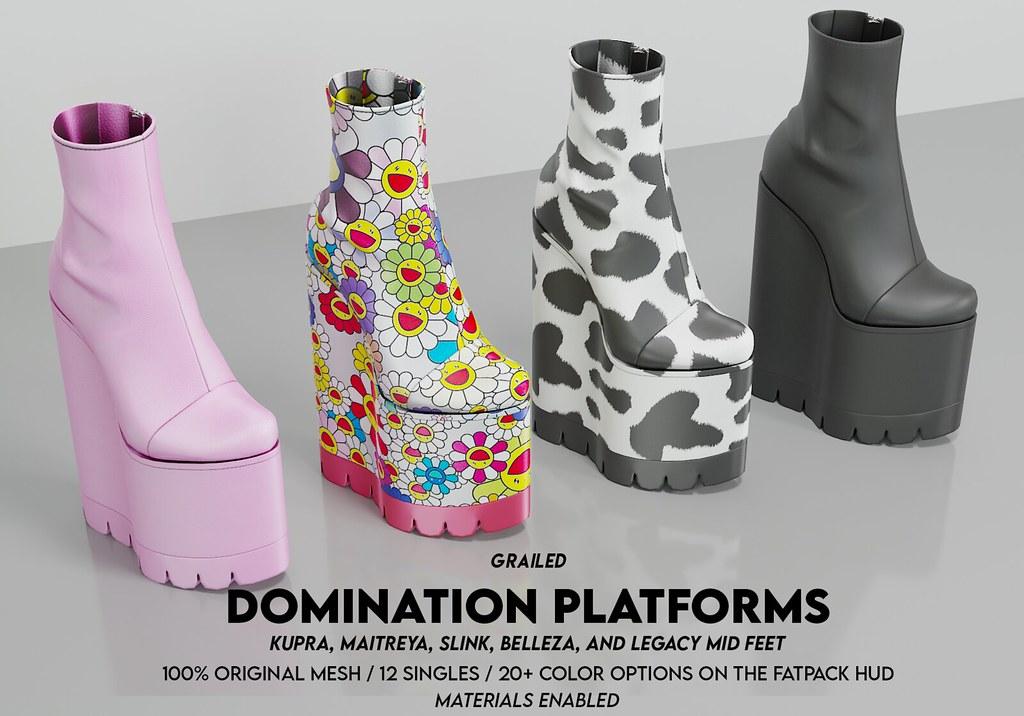 Domination Platforms