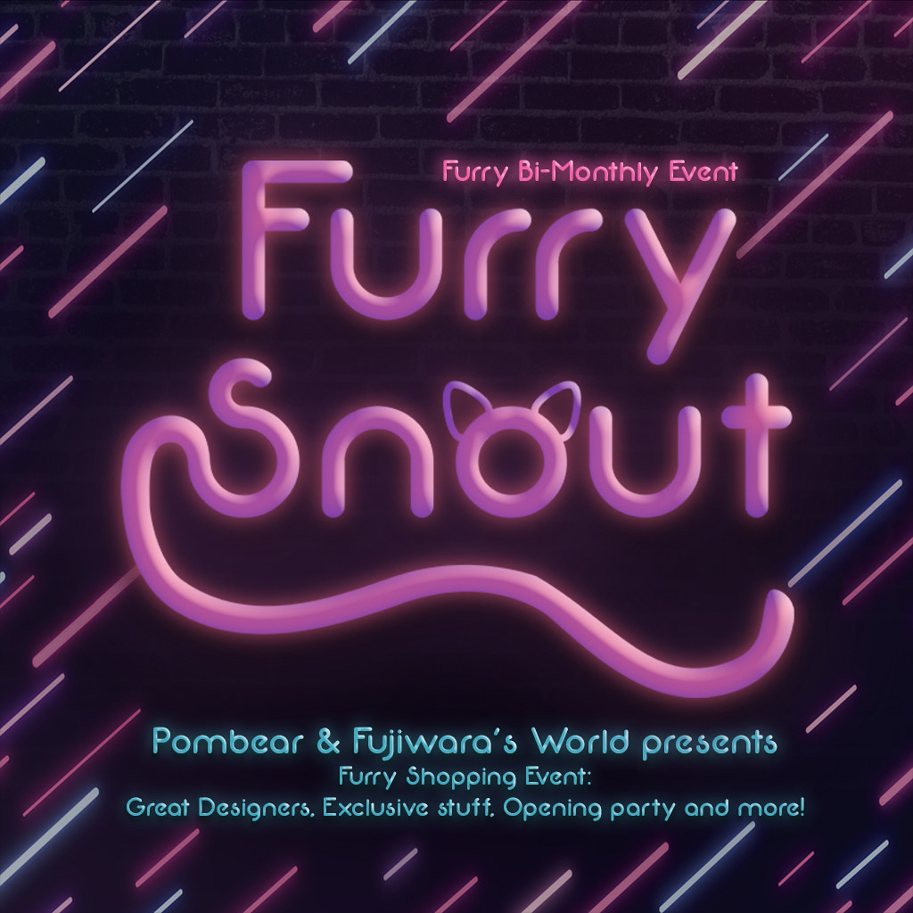 Furry Snout – Official Event Poster
