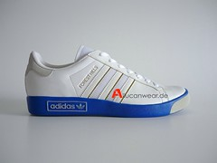 UNWORN ADIDAS FOREST HILLS RETRO TENNIS LEISURE SPORT SHOES