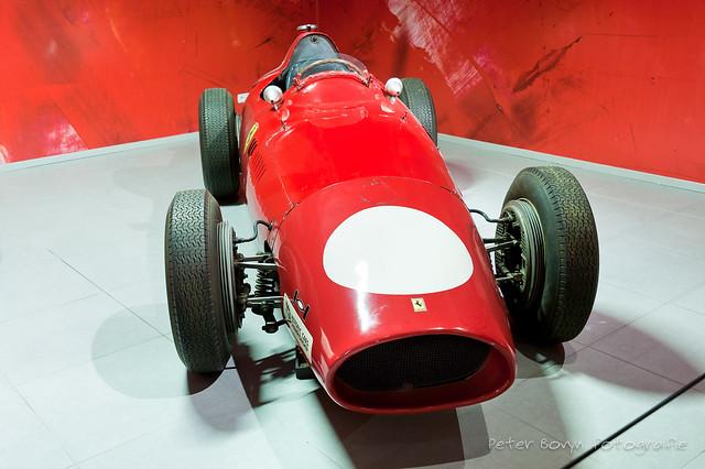 Ferrari 625 'New Zealand Tasman' - 1957