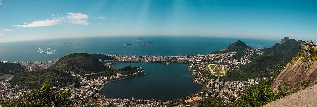Lagoa Rodrigo de Freitas-RJ- Diego Souza Fotografia