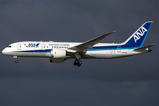 All Nippon Airways B787-8 JA806A | by wapo84