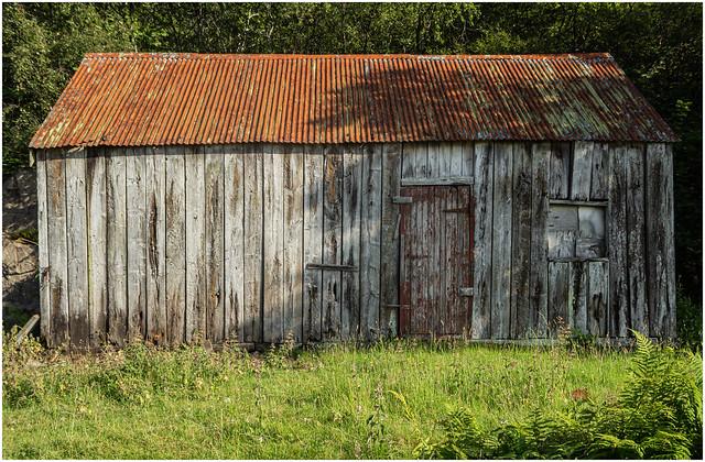 Hut, Lochalsh