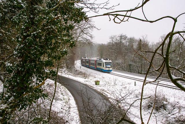 Regiobahn - VT 109 (609 109)