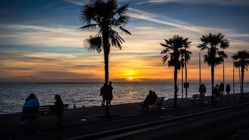 2470mm canoneos5dmkiii canonphotography coastalbritain coastalscene coastaltown ef2470mmf4lisusm fredkh lockdown lockdownphotos londonphotographer photosbyphredkh phredkh southeastcoast southend southendonsea splendid sunset twilight dusk sea seaside goldensky