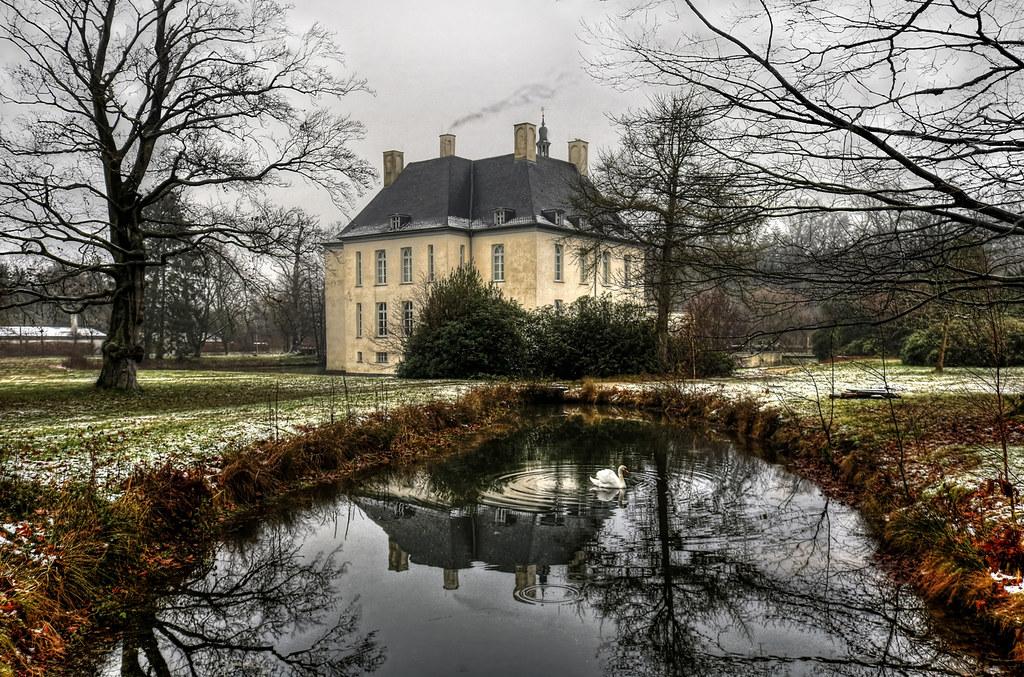 Hünxe - Schloss Gartrop 07