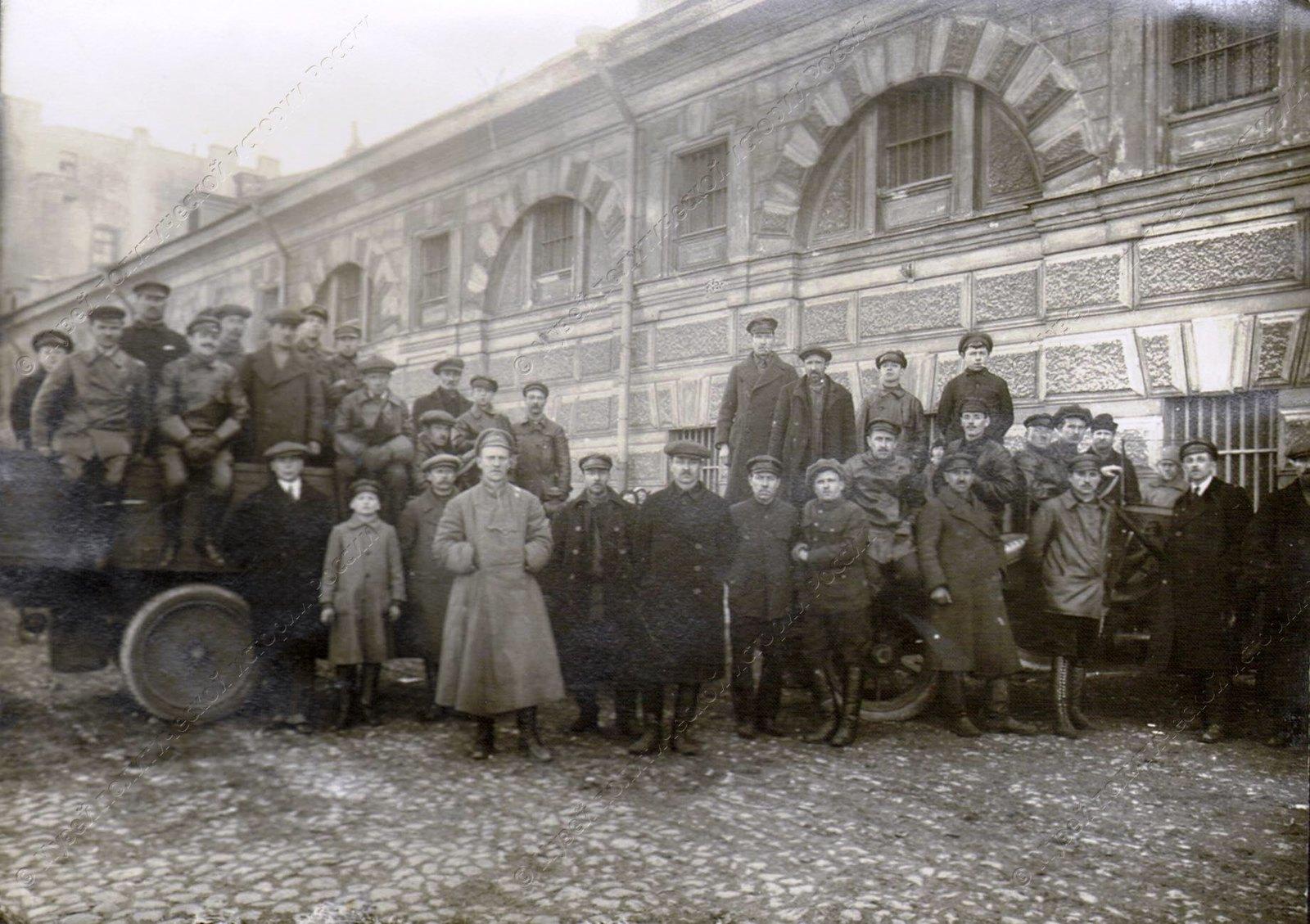 1920. Без подписи. Петроград