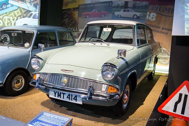 Ford Anglia Super 123E - 1966